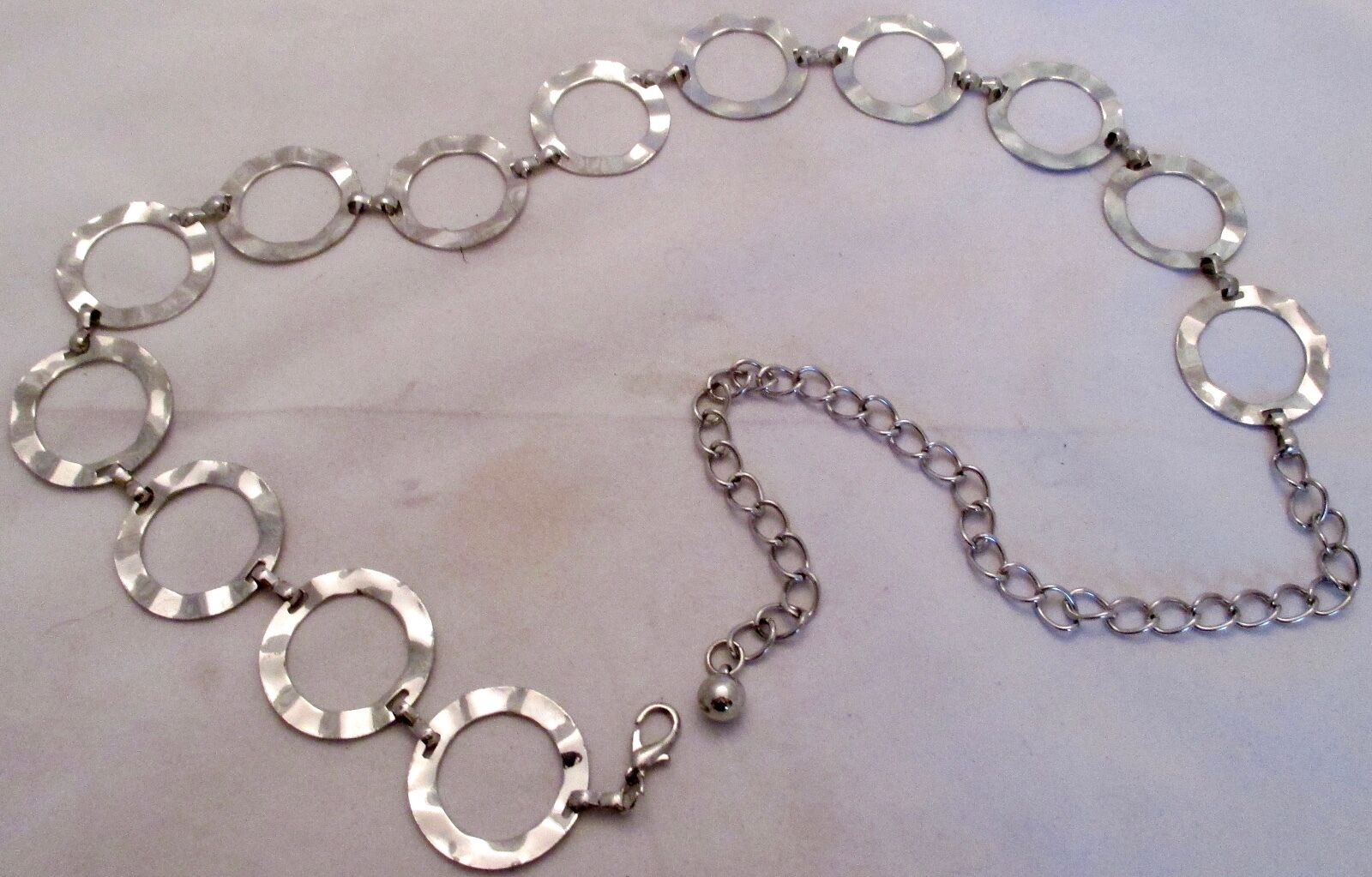 Ring Link Belt 1 1/2