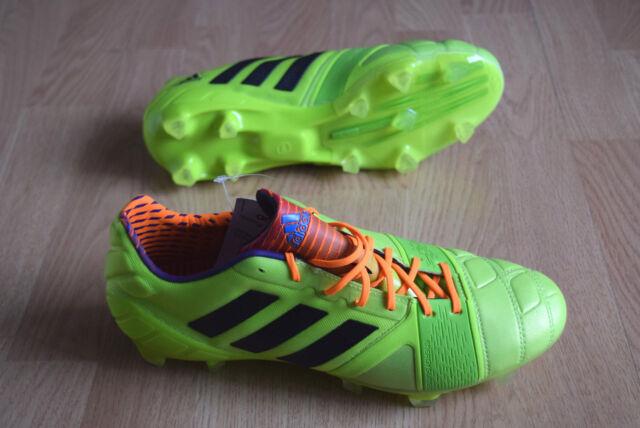 newest collection e52e2 b78b4 Adidas Nitrocharge 1.0 TRX FG 40,5 41 42 F32770 Adizero Football Boots  Predator