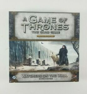 New-A-Game-of-Thrones-LCG-2nd-Edition-Watchers-on-the-Wall-Deluxe-Expansion-FFG