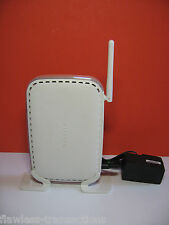 NETGEAR Wireless G 4 port Router WG614 Double Firewall Support Windows 8 54 Mbps