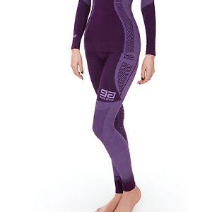 089d91ebcf065b Details zu Damen warme Skiunterwäsche lange Unterhose aus Miyabi -  Funktionswäsche