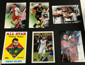 2018 Topps Mls Soccer Cards You Pick Select Your Cards Ebay