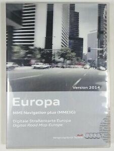 Audi A1 A4 B8 A5 A6 A7 Q5 Q7 2014 Europe Mmi 3g Navigation Activation Document Ebay