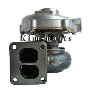 New T04E73 Engine 6D16 Turbo ME078660 FOR Kobelco SK330LC