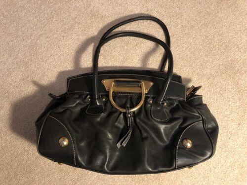 Gold Gabbana Leather Bag Medium Purse £900 Black C Dolceamp; Hand Genuine amp;g D Tote XukiOPZT