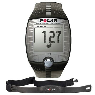Polar FT1 Fitness Training Black Heart Rate Monitor  FT1 - Ebay01