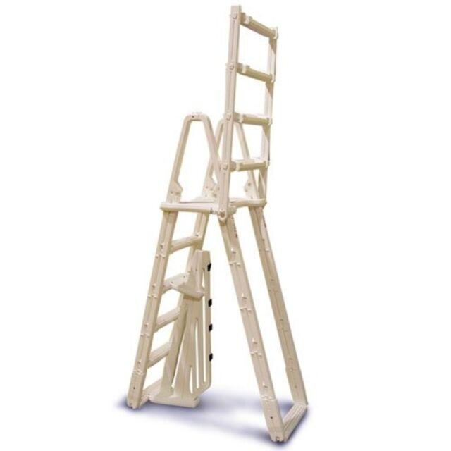 Confer Plastics 7100B Evolution A-frame Above-ground Pool Ladder   eBay