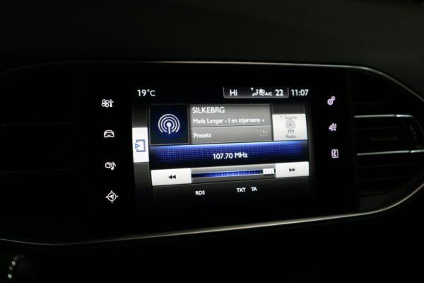 Peugeot 308 1,6 BlueHDi 120 Allure Sky - billede 5