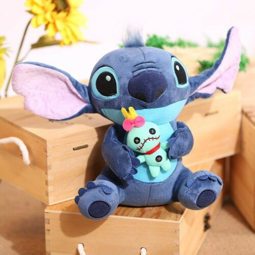 Stitch Scrump Anime Cute Soft Plush Toy Doll  Children Birthday Gift Collection