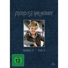 MORD IST IHR HOBBY SEASON 3.2 3 DVD NEUWARE