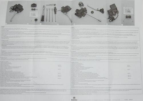 Magura 288 Handbremszylinder Kit De Réparation-BMW R 1100 GS R RS RT-bremspumpe