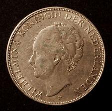 Kgr. Niederlande, Wilhelmina, 2 1/2 Gulden 1932