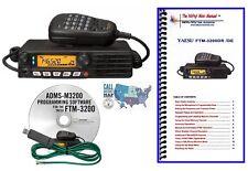 Yaesu FTM-3200DR VHF C4FM Mobile Transceiver and Accessories Bundle!!