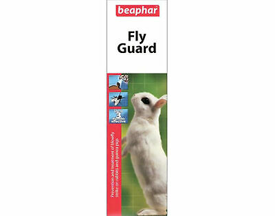 Brand New In Date Beaphar Fly Guard For Rabbits And Guinea Pigs Fast Free Post