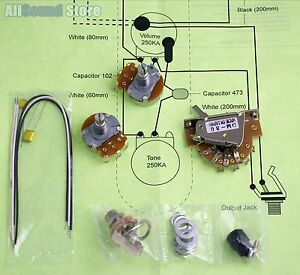 wiring kit for import fender telecaster tele complete w diagramimage is loading wiring kit for import fender telecaster tele complete