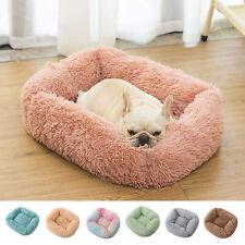 Soft Plush Orthopedic Pet Bed Slepping Mat Cushion for Small Large Dog Cat