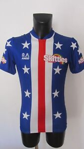 maillot-cycliste-ancien-034-team-us-cycling-034-skittles