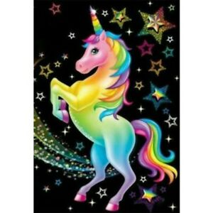 Diamond-Painting-5D-Full-Drill-DIY-Gift-Colored-Unicorn-Embroidery-Cross-Stitch
