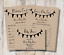 PERSONALISED BABY SHOWER GAMES INVITES PREDICTION CARDS KRAFT NATURAL