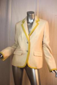 Jersey Pour Ports Ivoire Taille Jaune Des Et Femme En 40 Blouson Blazer Femme Ouvrier 7ZcqWX