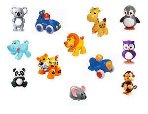 Tolo-Toys-First-Friends-Koala-Giraffe-Lion-Leopard-Plane-Police-Car-Mouse-Panda