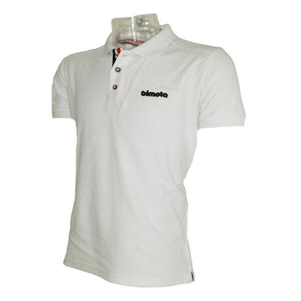 New 2015 Official Bimota Mans Weiß Polo Shirt - BLPOXXCOBU1B1