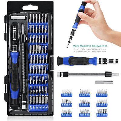 Screwdriver Set 58 in 1 Precision Magnetic Driver Kit Repair Tools Multi 54 Bits