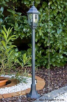 Lampione da esterno 60w lampioncino lampada da giardino for Lampioni giardino disano
