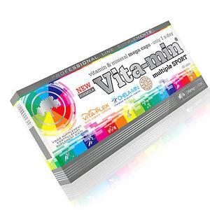 Olimp-VITA-MIN-MULTIPLE-SPORT-60CAPS-Multi-VITAMIN-Complex-Centrum-FREE-P-amp-P