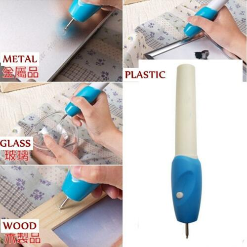 Hot Jewellery Jewelry Steel Engrave Engraving Engraver Pen Carve Hand Tool Kit#