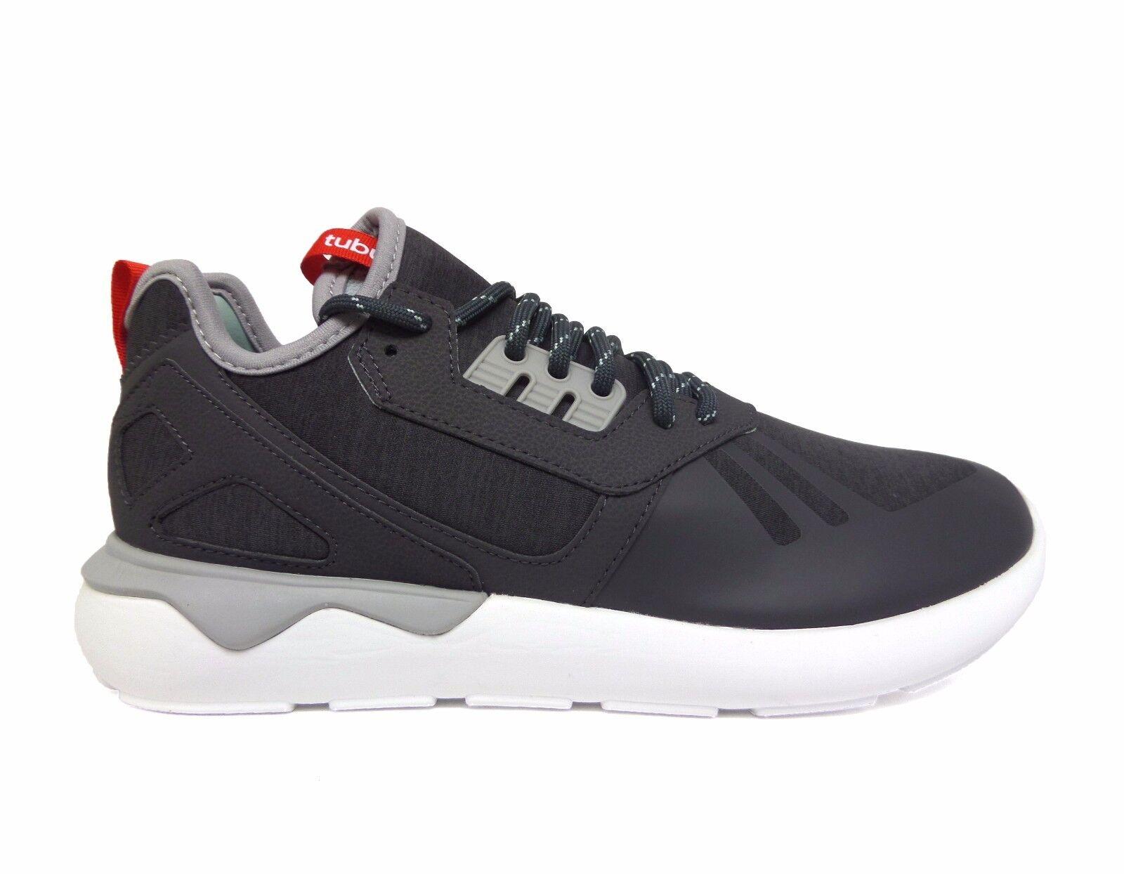 Adidas originali uomini scarpe corridore tessere scarpe uomini solido grigio scuro per s82652 a1 1a3256
