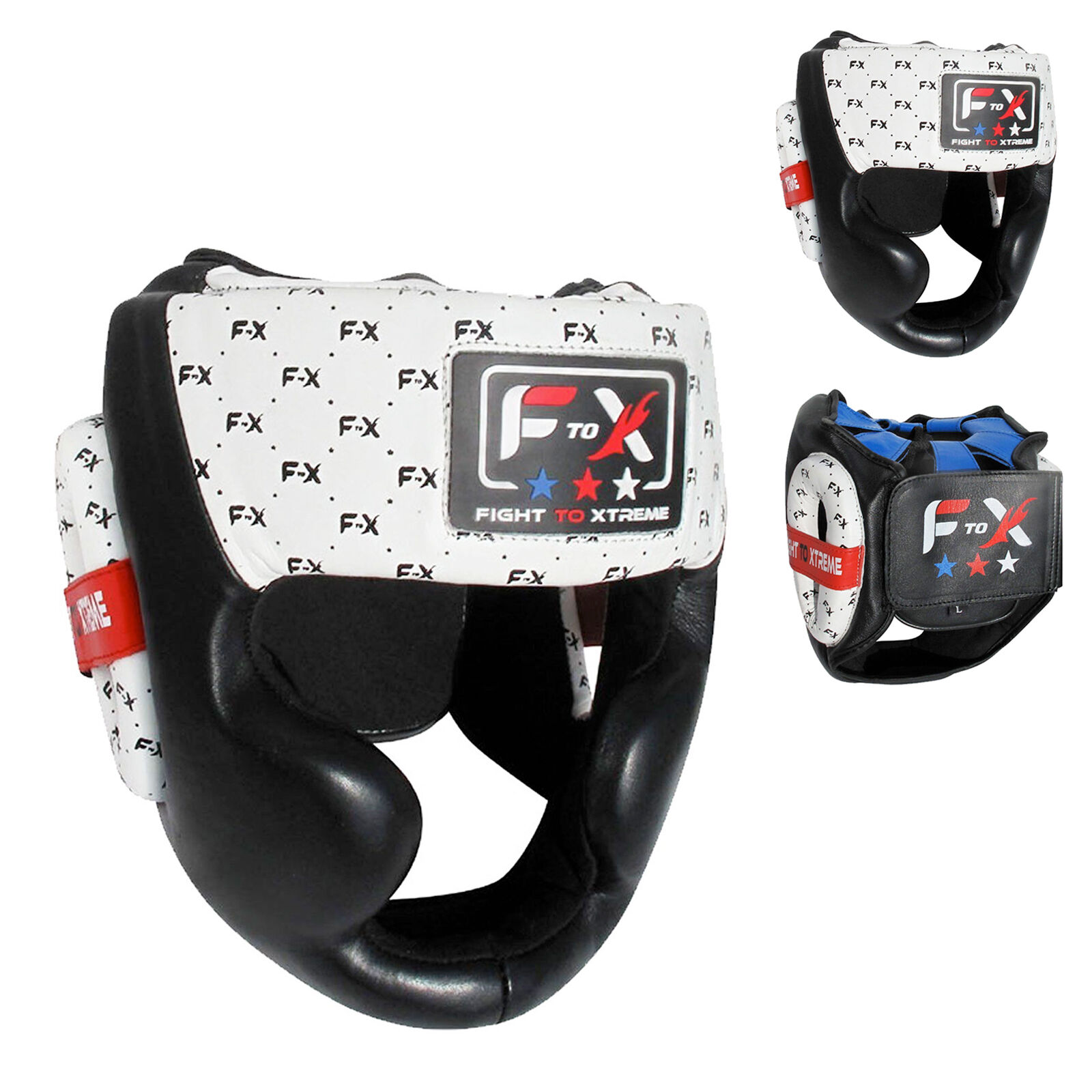 Sporteq Boxen Kopf-Garde Helm Kopfschmuck Kopfschmuck Kopfschmuck Training Mma Kickboxen Gesichtschutz 02af4a