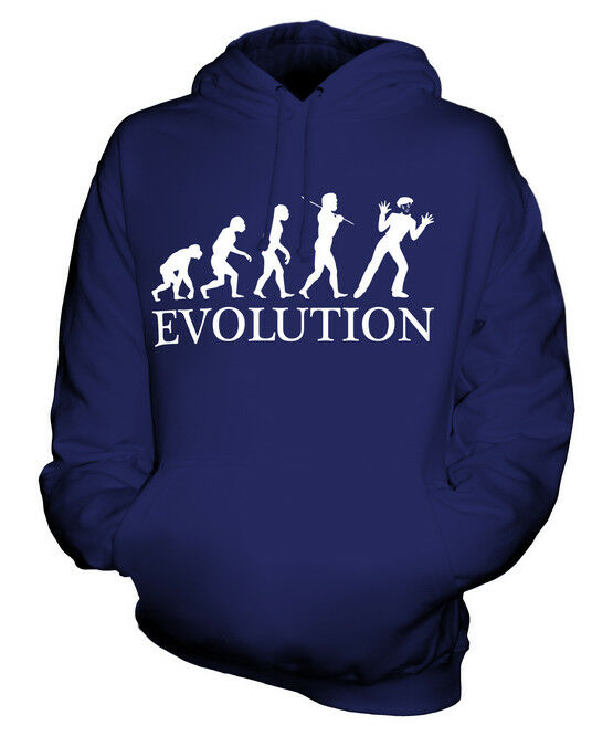 MIME EVOLUTION OF MAN UNISEX HOODIE  Herren Damenschuhe LADIES GIFT CLOTHING ARTIST