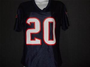 New NFL Houston Texans Womens S Jersey 20 Slaton Licensed NEW | eBay  hot sale