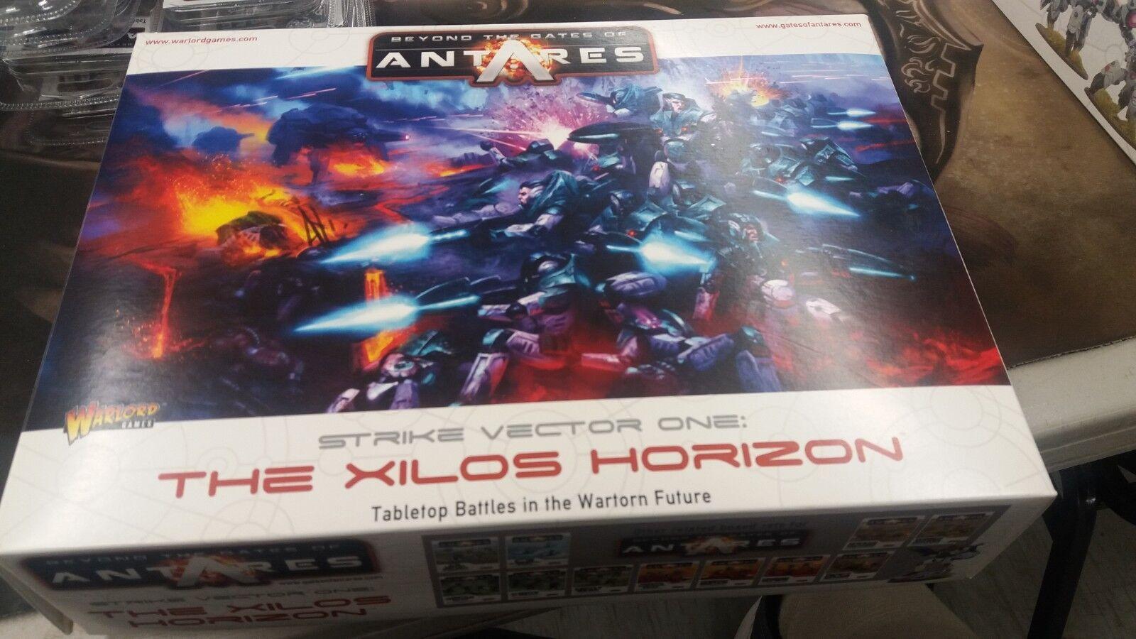 Beyond the Gates of Antares  Strike Vector One - The Xilos Horizon