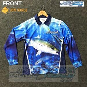 Tackle World Angler Series Flathead Shirt BRAND NEW @ Ottos Tackle World
