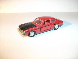 Schuco-Modelo-FORD-CAPRI-1700-GT-no-816-1-66