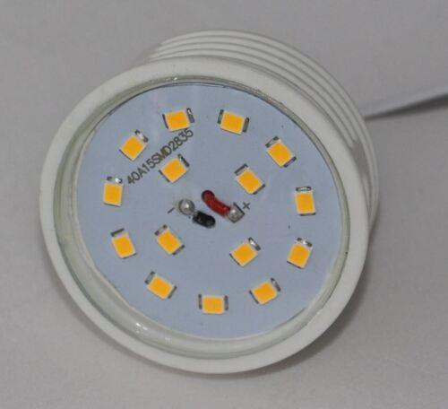 15 x Led Modul 3 step dimmbar Flach Lampe 230Volt 50x23mm warmweiss #4137