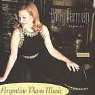 Argentine Piano Music * by Polly Ferman (CD, Jul-2004, CD Baby)