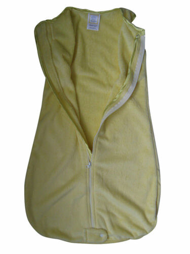 Only £7.99 Free Shipping for UK Swaddle Designs Baby Yellow Sleep Sack
