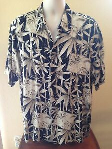 719696670 Image is loading VINTAGE-HAWAIIAN-SHIRT-XL-PIERRE-CARDIN