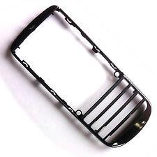 100% Originale Nokia Asha 300 Telaio Alloggiamento ANTERIORE LATERALE SUPERIORE INFERIORE GUN METAL Fascia