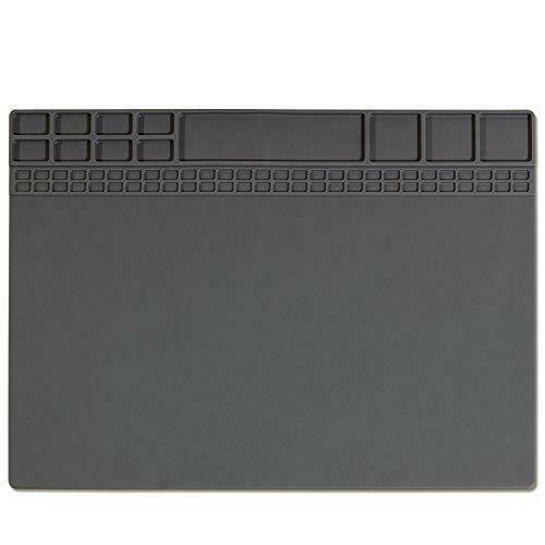 Soldering mat Large Size Magnetic Silicone Solder Pad 40x30 cm 500℃ Heat-Resis