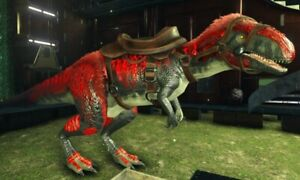 Ark Survival Evolved Xbox One PVE x2 Deadpool Aberrant Megalosaurus Fert Eggs