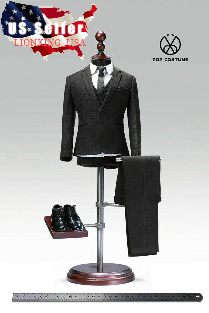 PopSpielzeugs 1 6 Classic business Suit Set X27A For 12  heiß Spielzeugs Male Figure ❶USA❶