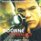 The Bourne Supremacy [Original Motion Picture Soundtrack] by Various Artists (CD, Jul-2004, Varèse Sarabande (USA))