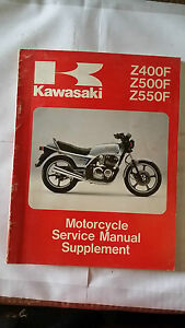 Kawasaki-Z400F-Z500F-Z550F-ZR-A1-Motorcycle-Service-Manual-Supplement-1983