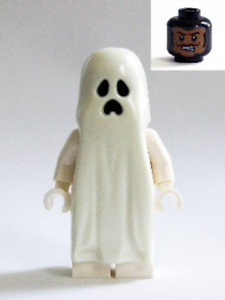 NEW LEGO GHOST FROM SET 75904 SCOOBY-DOO scd007
