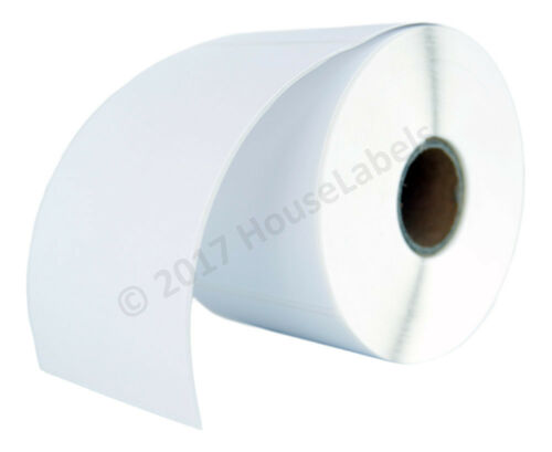 """2.25/"""" x 4/"""" ZEBRA // ELTRON 2.25 x 4 25 Rolls of 350 Direct Thermal Labels -"""