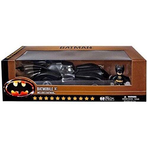 Mez-Itz 1989 Batman & Batmobile Action Figure Set